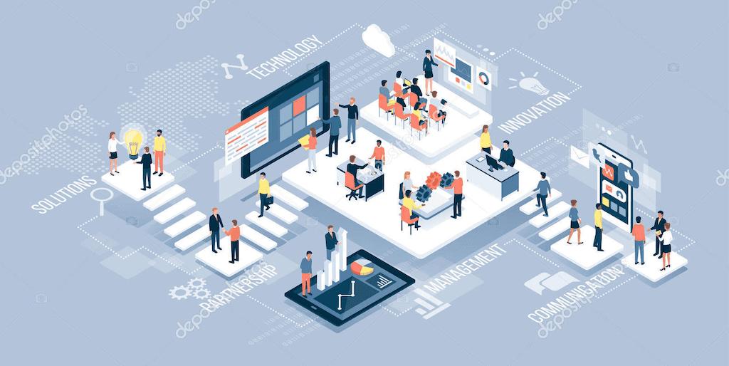 Le bureau virtuel: le meilleur atout du travailleur autonome